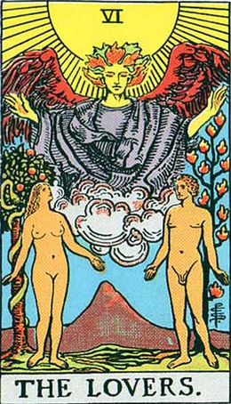 Live Phone Tarot Love Readings - Call Anytime - Discover What It Means To Draw The Lovers Card